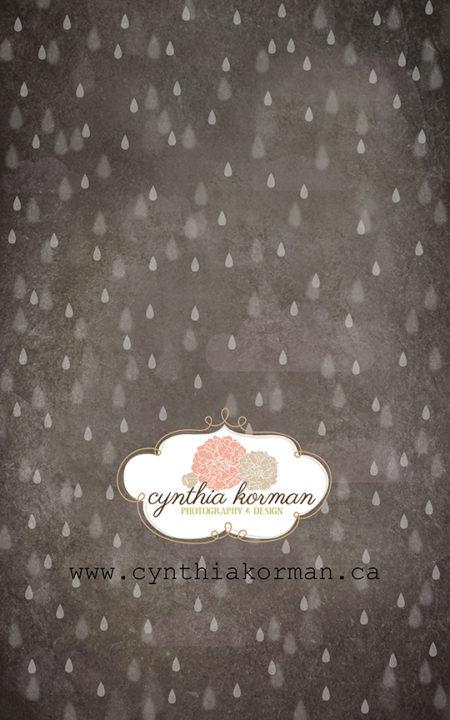 Rain Grunge Gloom