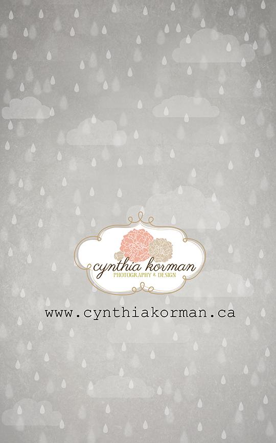 Rain Grunge Grey
