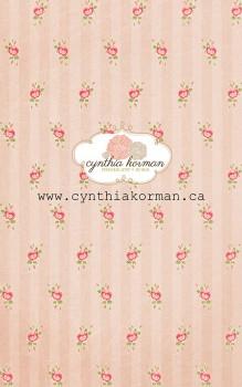 Vintage Rose Pink