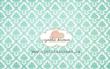 Damask Bluish Green-H