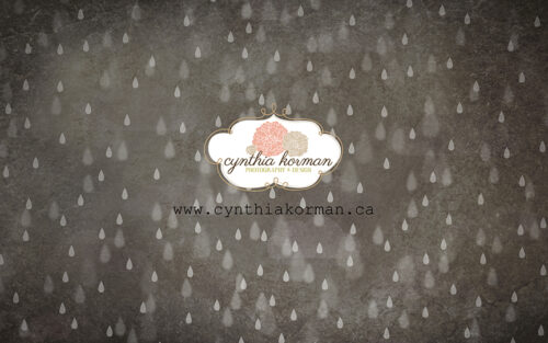 Rain Grunge Gloom-H