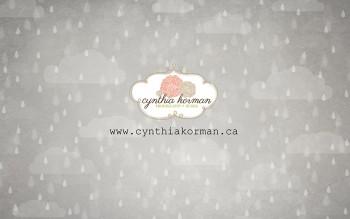 Rain Grunge Grey-H