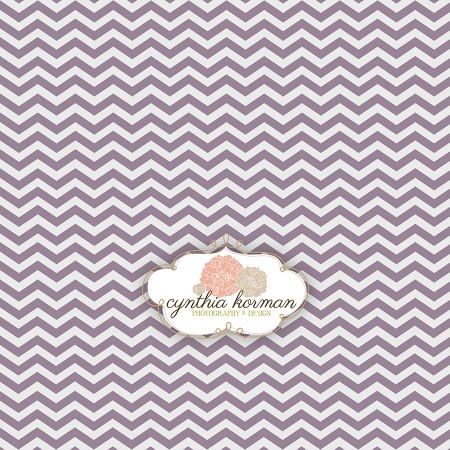 Chevron Plum