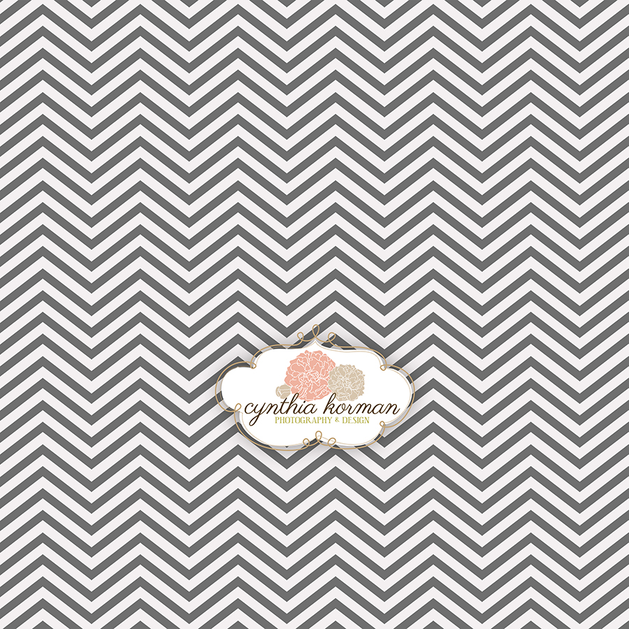 Chevron Dark Grey