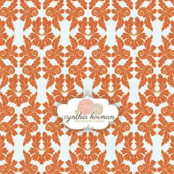 Orange Flower Craze