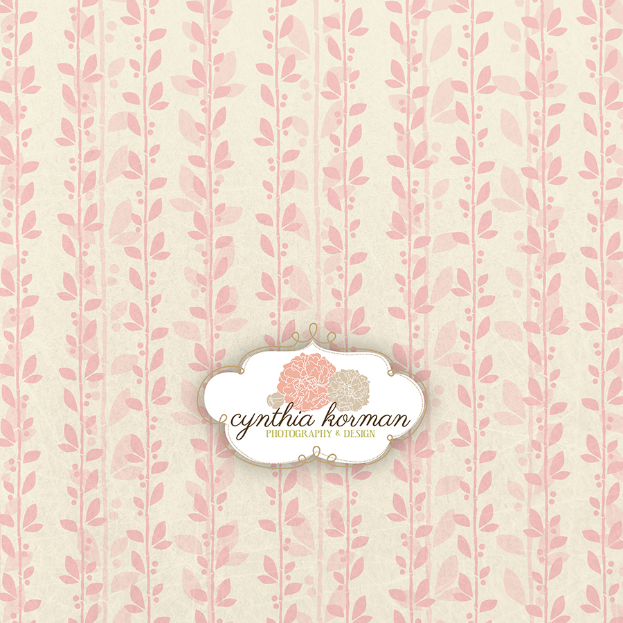 Pale Pink Flower Vines