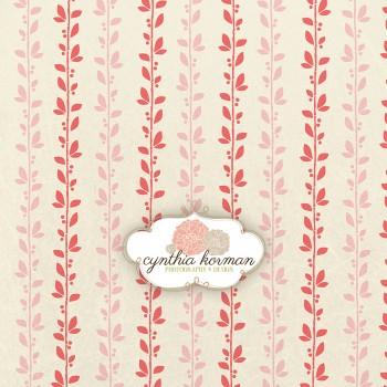 Pink Flower Vines