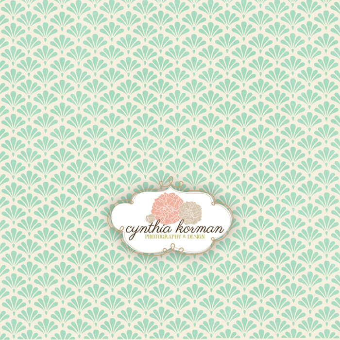 Stylish Mint Green