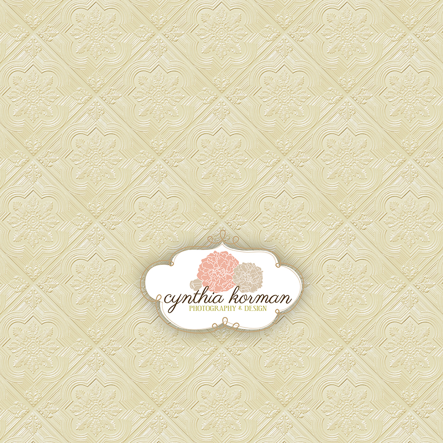 Elegant  Cream Tin Tiles
