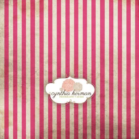 Pink Pirate Stripes