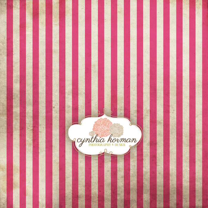 Pink Pirate Stripes