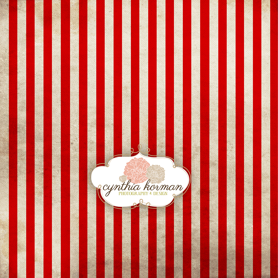 Red Pirate Stripes