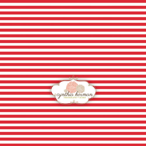 Strawberries Stripes