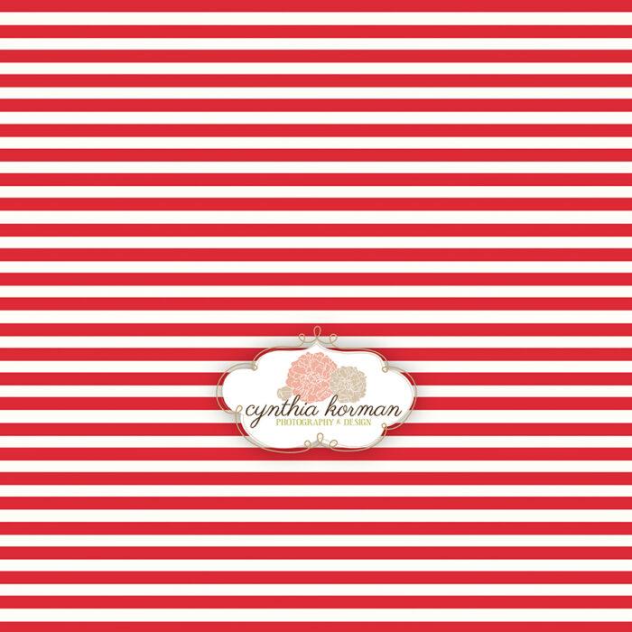 Strawberries Stripes