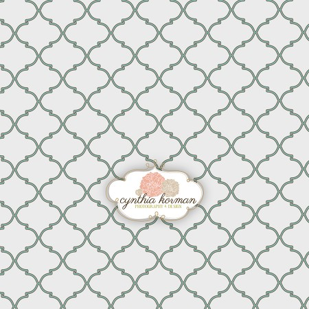 Decorative Abstract Mint