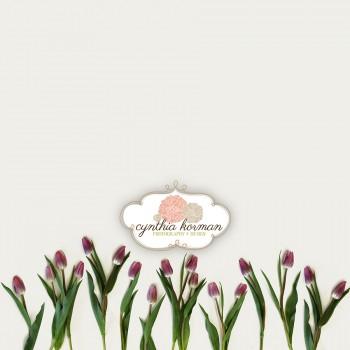 Pink Tulip Fence