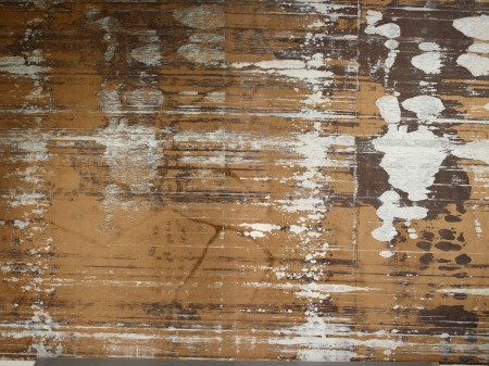 Splattered Wood