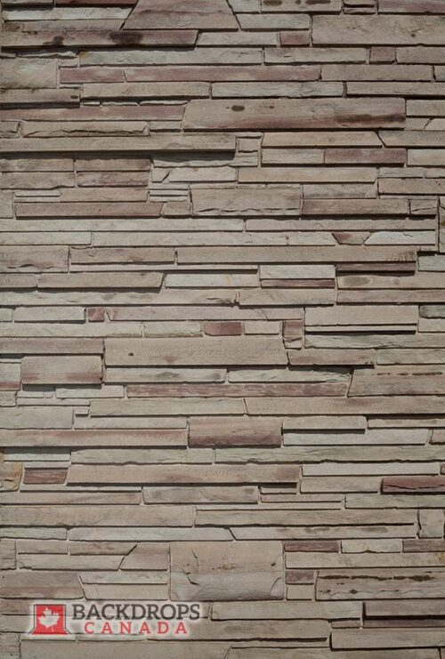 Stone Brick Wall Photography Backdrop