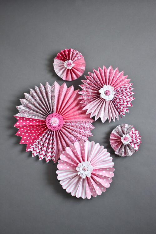 PinkPink Pinwheels
