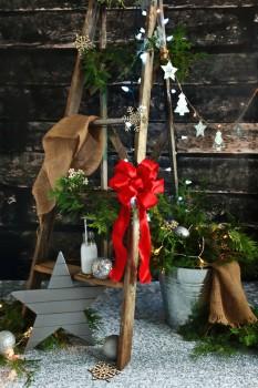 Cedars Red Bow