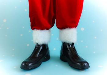 Standing Santa 2