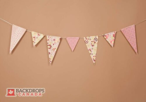 Flower Banner Backdrop