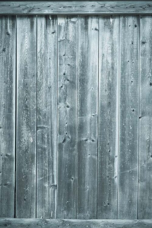 Green Wood Panel Floordrop