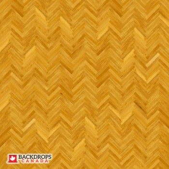 Golden Pine Harringbone