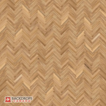 Oak Harringbone Photography Backdrop