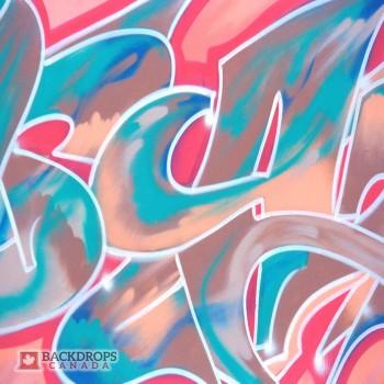 Graffiti Sunset palette