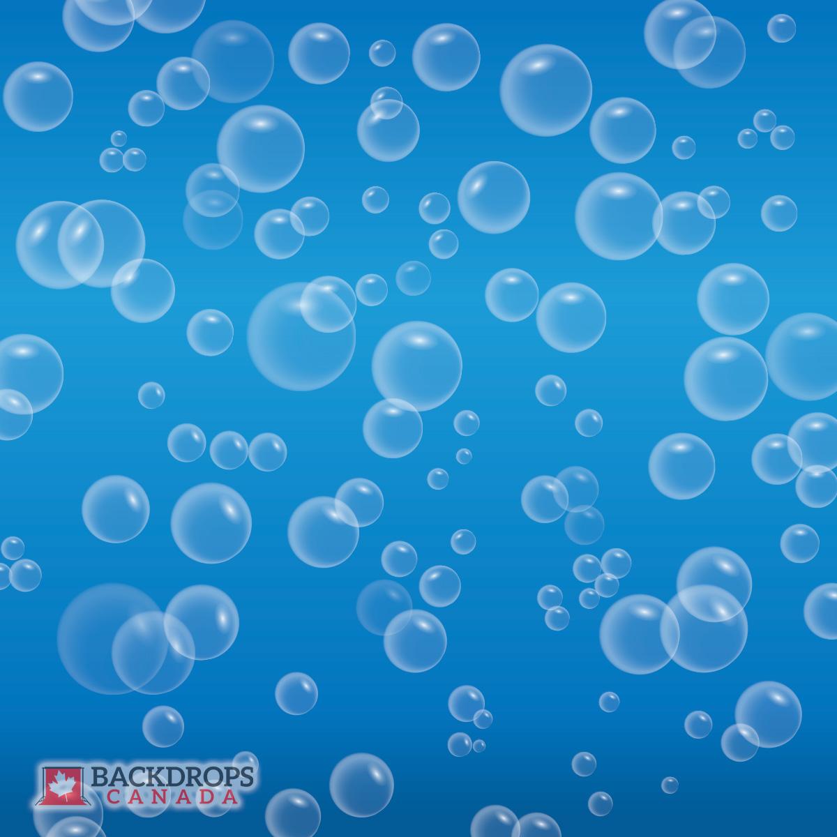 Bubble Photography Backdrop