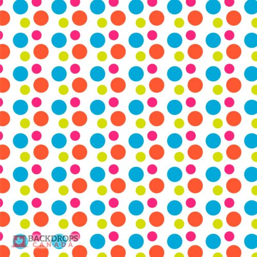 Polka Dot Photography Backdrop