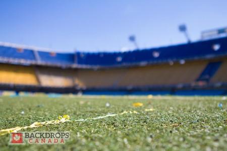 Soccer Stadium Photography Backdrop
