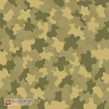 Green Camo Photography Backdrop