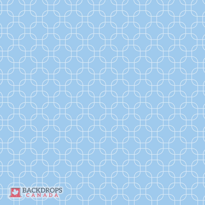 Blue Squared Pattern Photography Backdrop