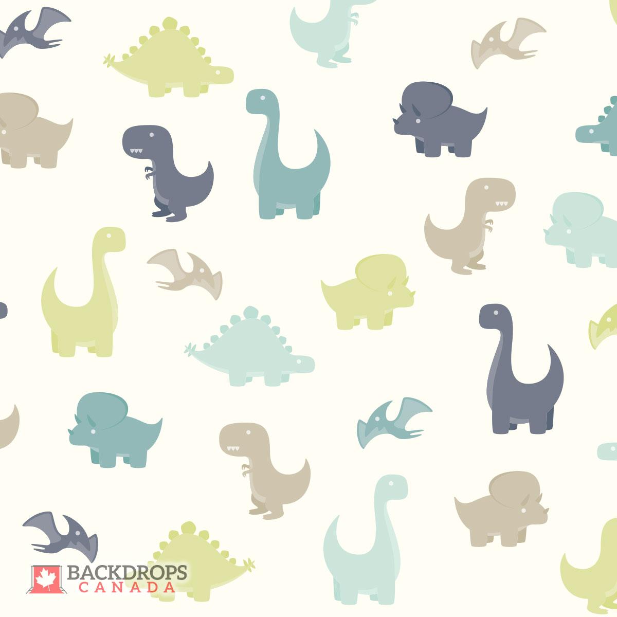 Dinosaur Photography Backdrop