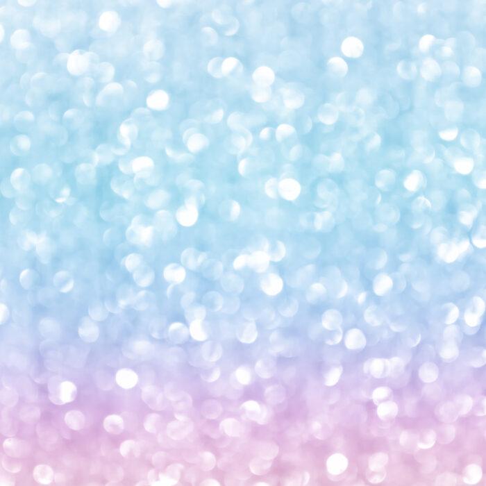Bokeh Blue & Pink Photography Backdrop