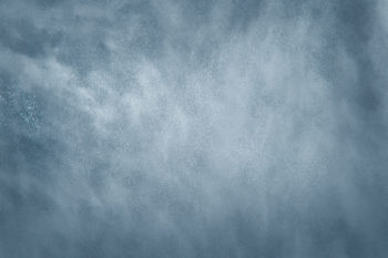 Blue Grey Iron Floor