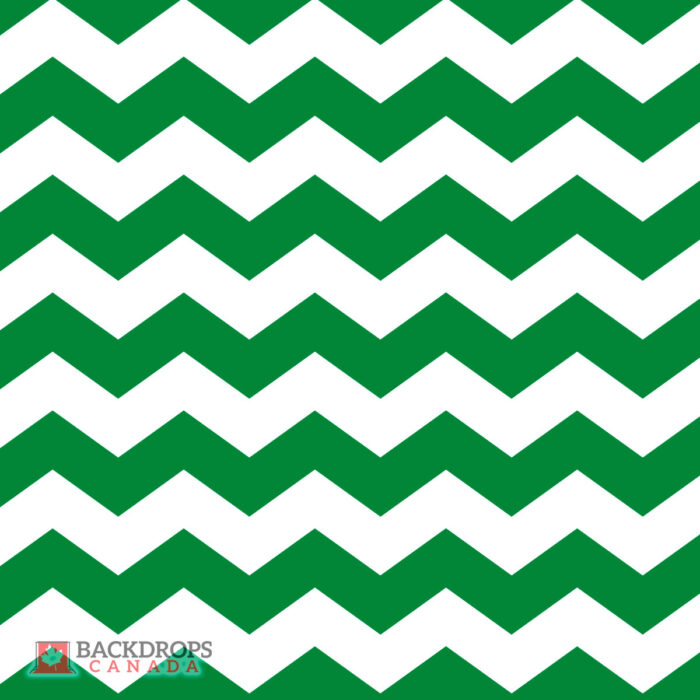 Chevron Christmas Photography Backdrop