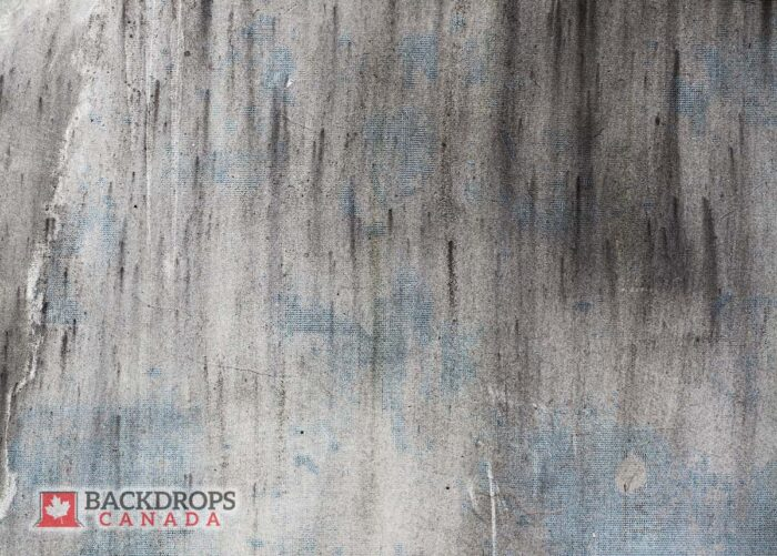 Grey Dirty Wall Photography Backdrop