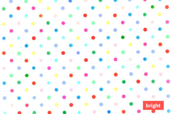 Polka Dot Confetti Photography Backdrop