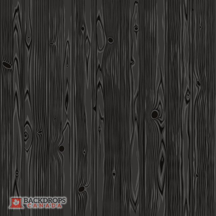 Black Vector Wood Photography Floordrop