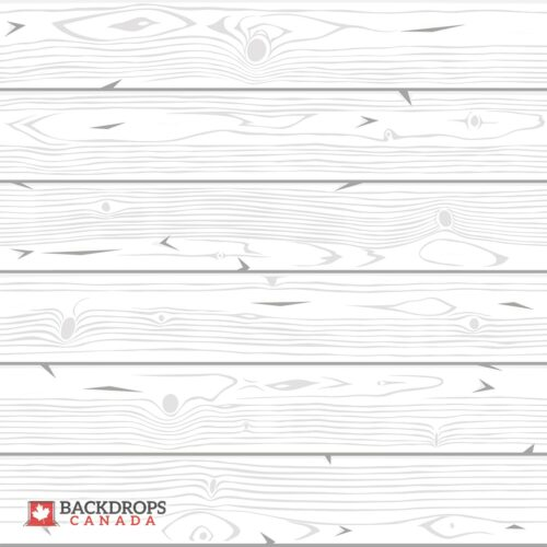 Vector White Wood Photography Floordrop
