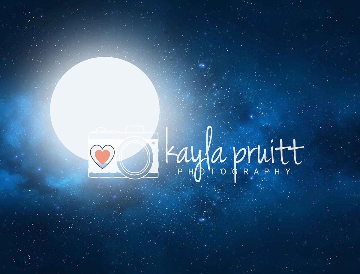 Goodnight Moon Photography Backdrop