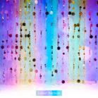 Bubble Curtain Rainbow