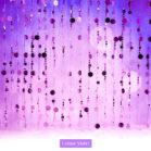 Bubble Curtain Violet