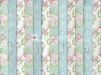 Floral Planks
