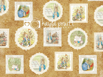 Peter Rabbit Frames