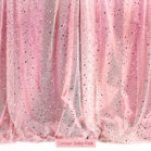 Sequin Curtain Baby Pink