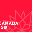 Canada 150 Connection Photography Backdrop